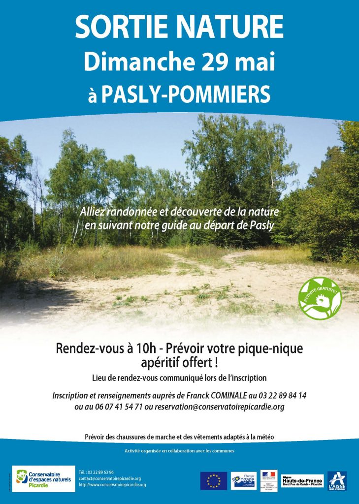 PASLY-POMMIERS 29-05-2016